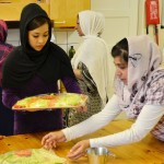 Afghanskt på menyn