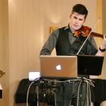 """""""Violin variatons"""" med Ian Peston"""