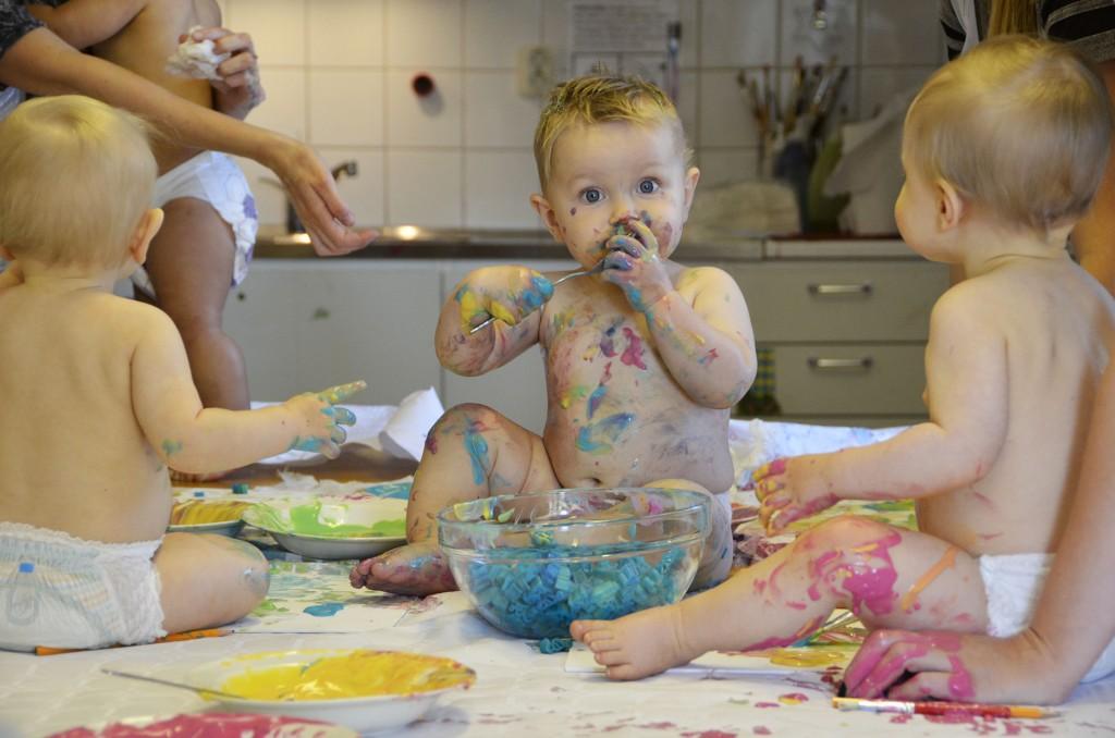 Babymåleri
