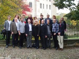 Deltagarna i Torgau 20 okt
