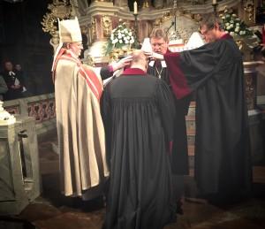 Biskopsvigning i Fredskyrkan, Swidnica