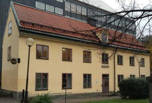 Skolhuset - Centrum för religionsdialogs lokaler