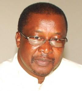 Rev Dr Johnson Mbillah