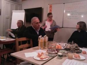 Förberedelsemöte inför bildande av Stockholms interreligiösa råd