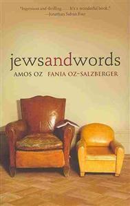 Bokomslag: Jews and Words