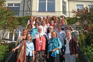 Gruppbild på deltagare vid IKETH-konferens 2008