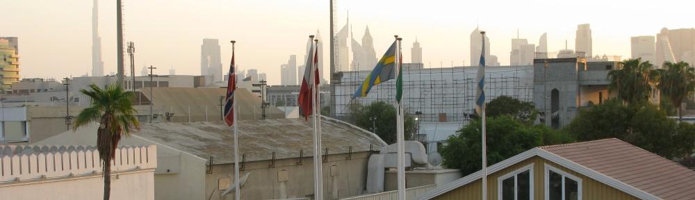 Svenska kyrkan Dubai