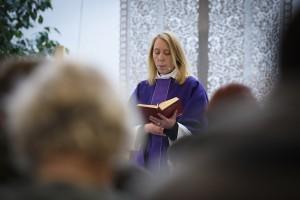 Beatrice Lönnqvist, präst i Norra Botkyrka