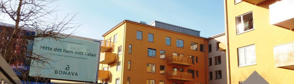 Bostäder i Södertälje