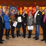 Kulturstipendiater 2012. Foto: Magnus Aronson/IKON
