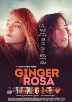 ginger and rosa affsich