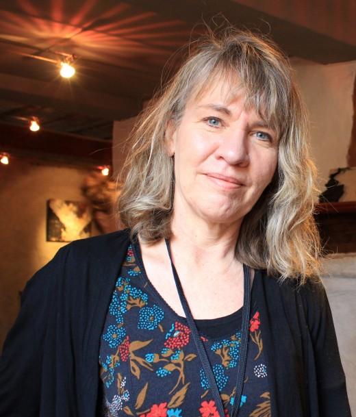 Cecilia Grubb, festvialproducent, BUFF. Foto: Maria Lundström