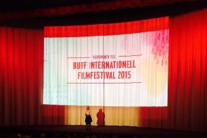 Mette-Ann Scheplern inviger BUFF på Royal