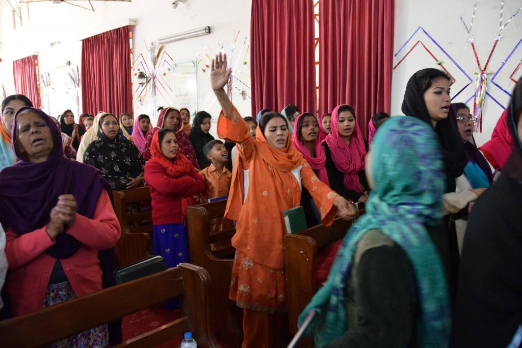 Kristna i Pakistan
