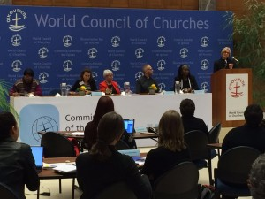 Book Discsion on Dignity, Freedom and Grace at WCC