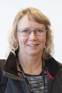 Många är i samma situation och att kyrkan är i förändring. Agneta Ström, kantor i Lugnås- Ullervad.