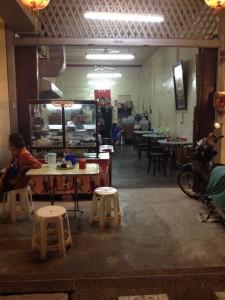 Restaurang med massaman