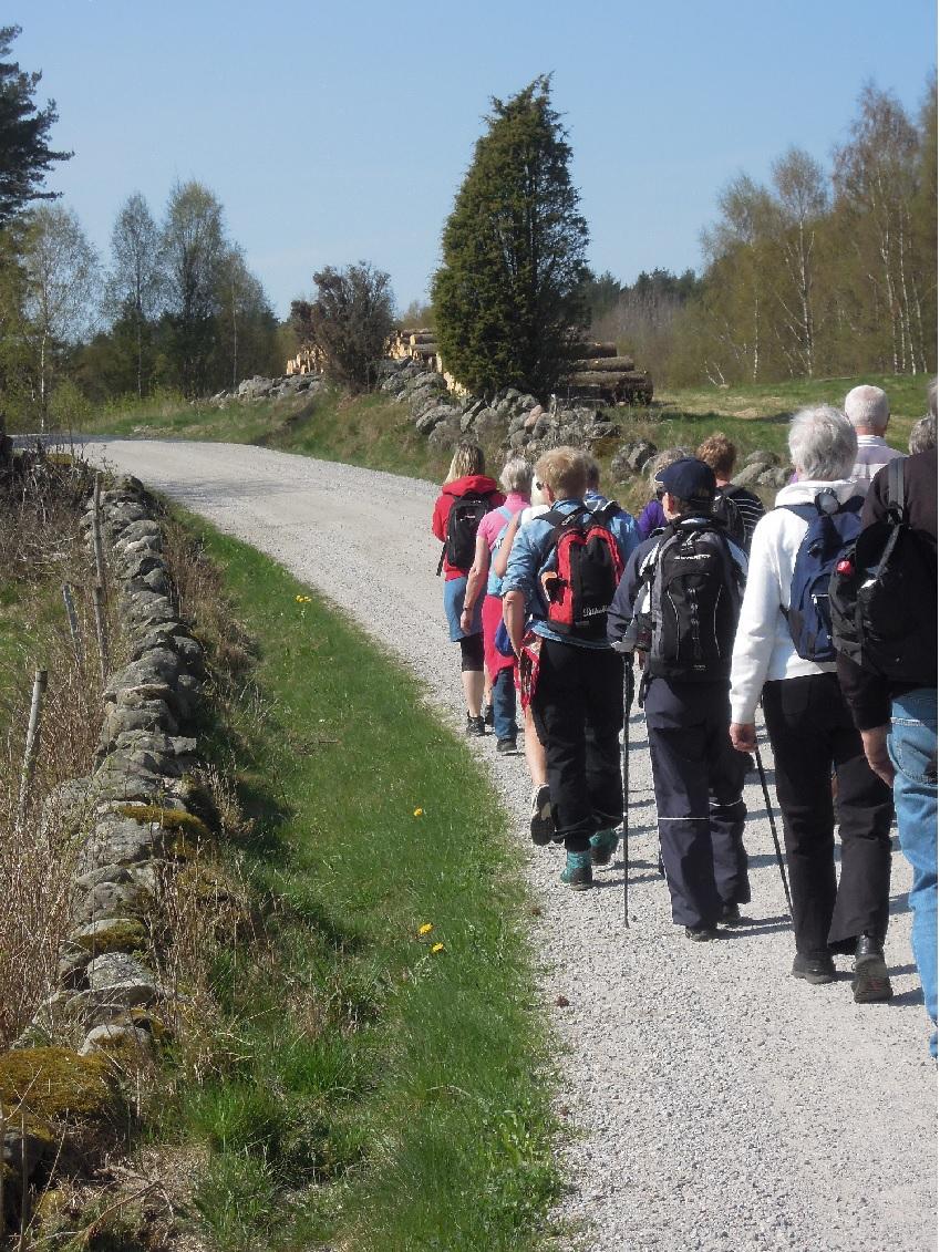 Pilgrimsvandring Foto: Maria Eliasson