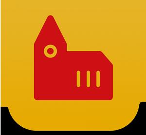Kyrkguiden - appen för din telefon.