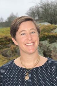 Erika Andersson, pedagog. Foto Carina Etander Rimborg