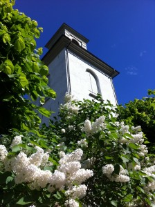 Valla kyrka. Foto Linn Heiel Ekeborg