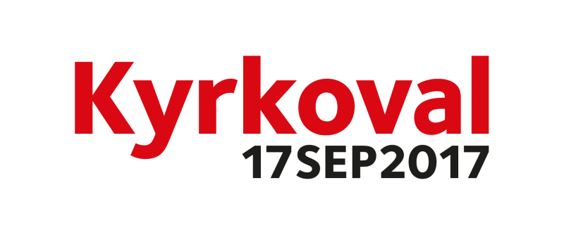 Kyrkoval 17 september 2017