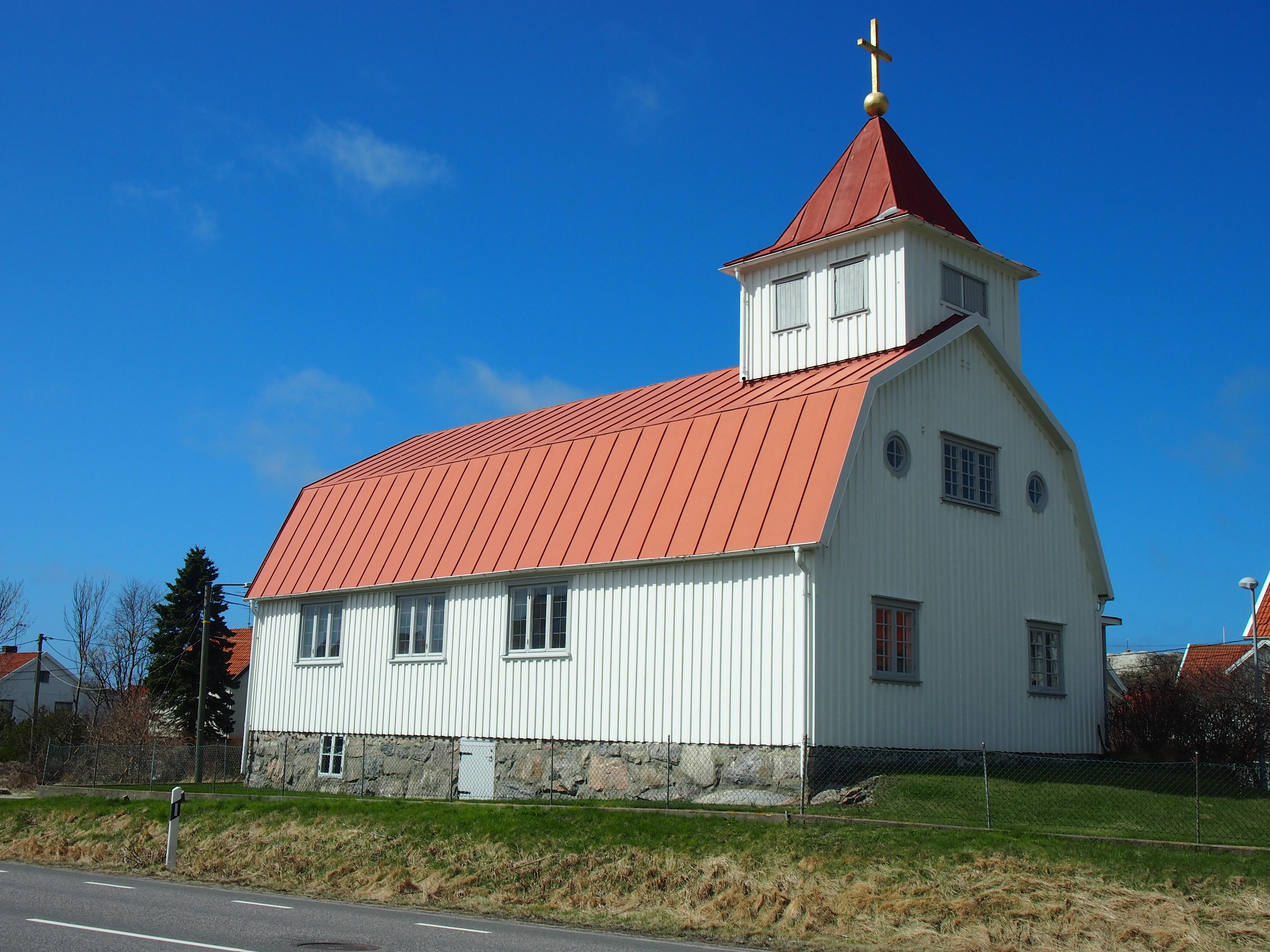 Blekets kyrka. Foto Linn Heiel Ekeborg