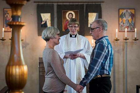 Drop in-bröllop. Foto Magnus Aronsson IKON