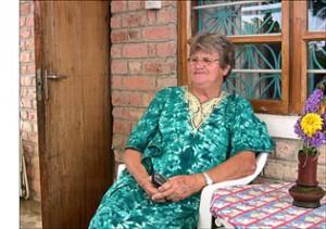 Anna Pettersson Bulonga Tanzania