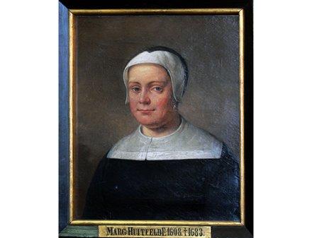 Margareta Huitfeldt. Foto Sundsby vänförening