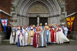 Biskopsvigning 28 augusti 2016. Foto Magnus Aronson IKON