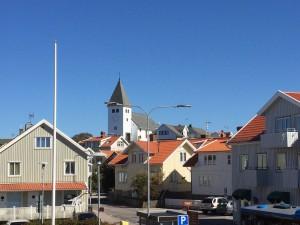 Skärhamns kyrka. Foto Carina Etander Rimborg