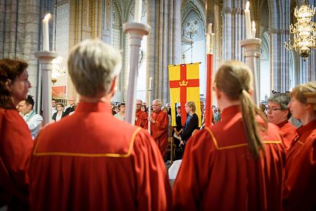Kyrkomötet 2015. Foto Magnus Aronson