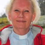 Jaana Pollari Lindström- Präst i Svenska kyrkan Tjörn, Stenkyrka församling.