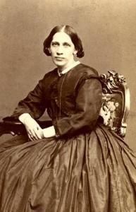 Lina Sandell. Foto Wikpedia