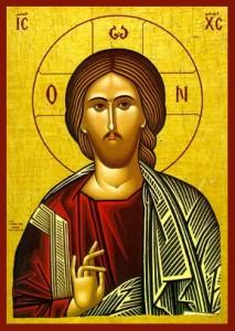 Ikon på Jesus Kristus