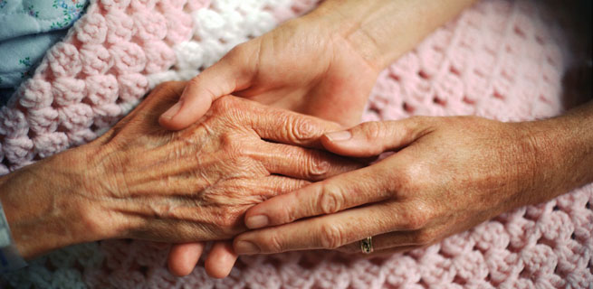 Foto: Pallitativ vård