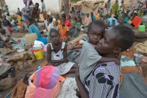 Foto: SydSudan. Paul Jeffery ACT IKON