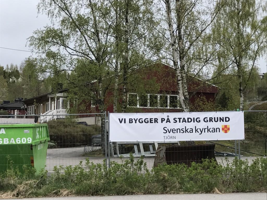Myggenäs församlingsgård. Foto: Carina Etander Rimborg