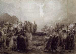 En målning av Domingos Antonio de Sequeira (1768-1837))