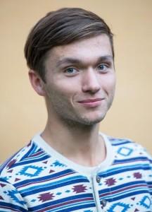 Ung i världsvida kyrkan. Erik Nordlund, Härnösands stift. Brasilien
