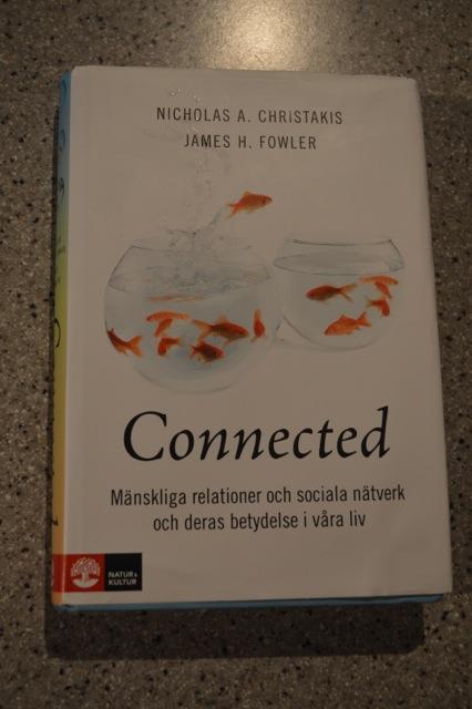 """""""Connected"""", en helt klart läsvärd bok!"""