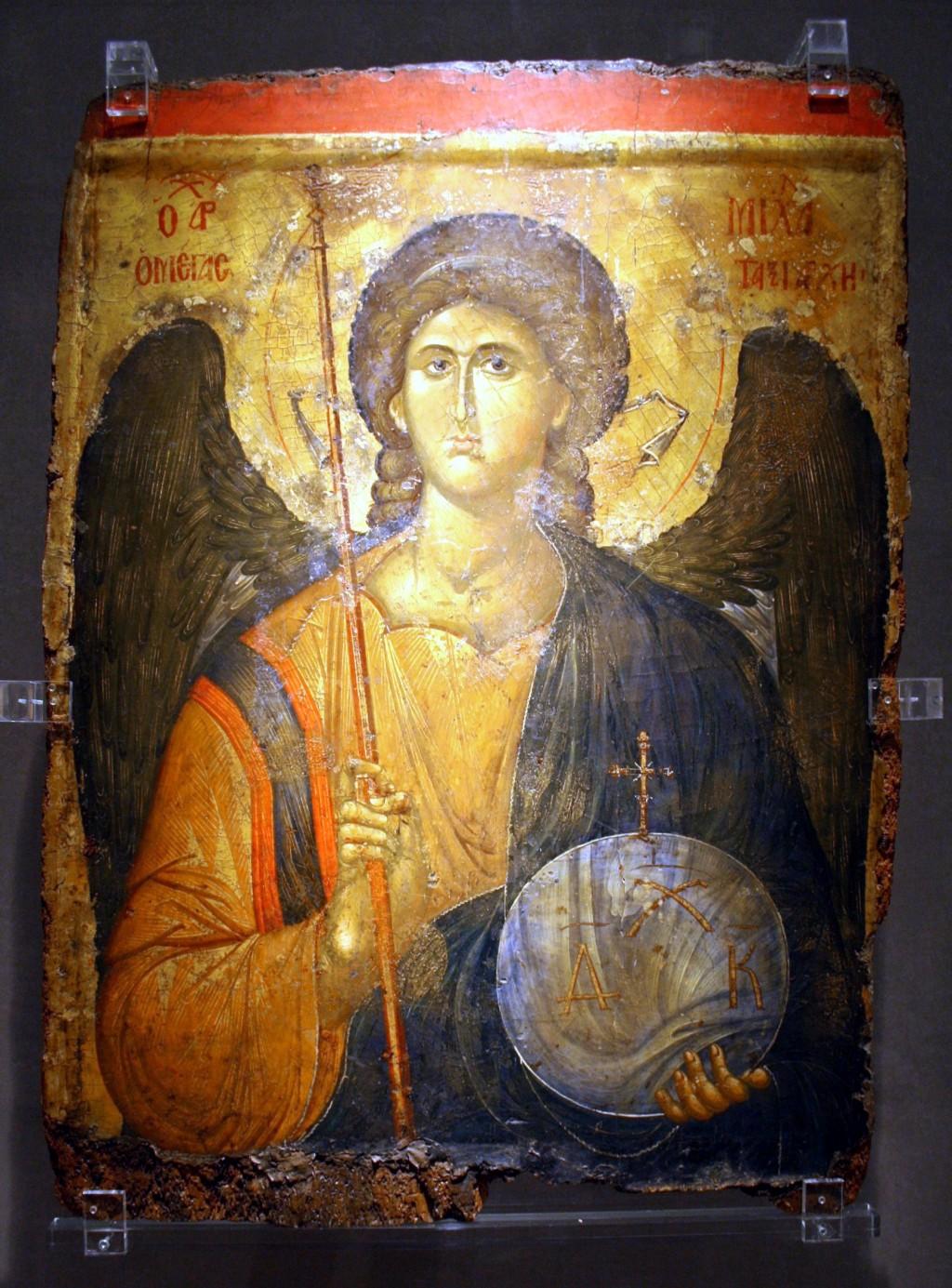 Sankt Mikael, änglafursten