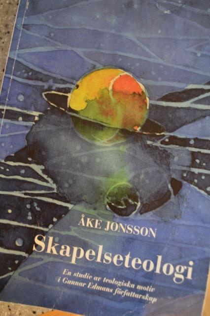 Skapelseteologi av Åke Jonsson.