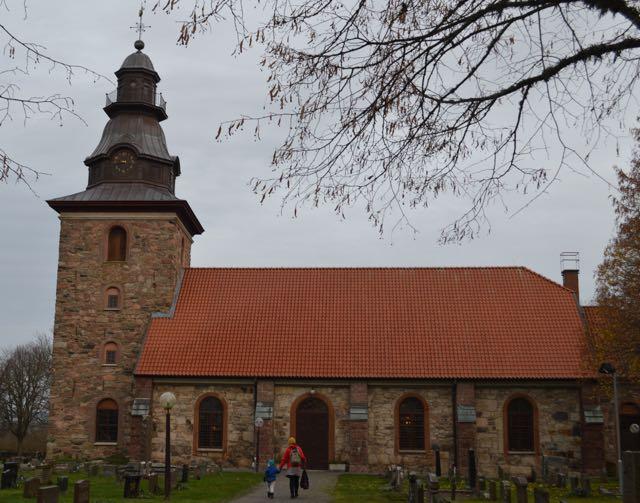 Björsäters kyrka, exteriör