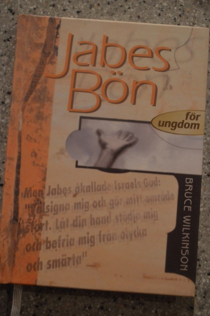En liten bok om Jabes bön. Inte helt läsvärd.