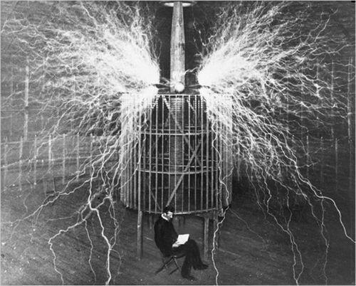 Uppfinnaren Tesla. en framstegets man.
