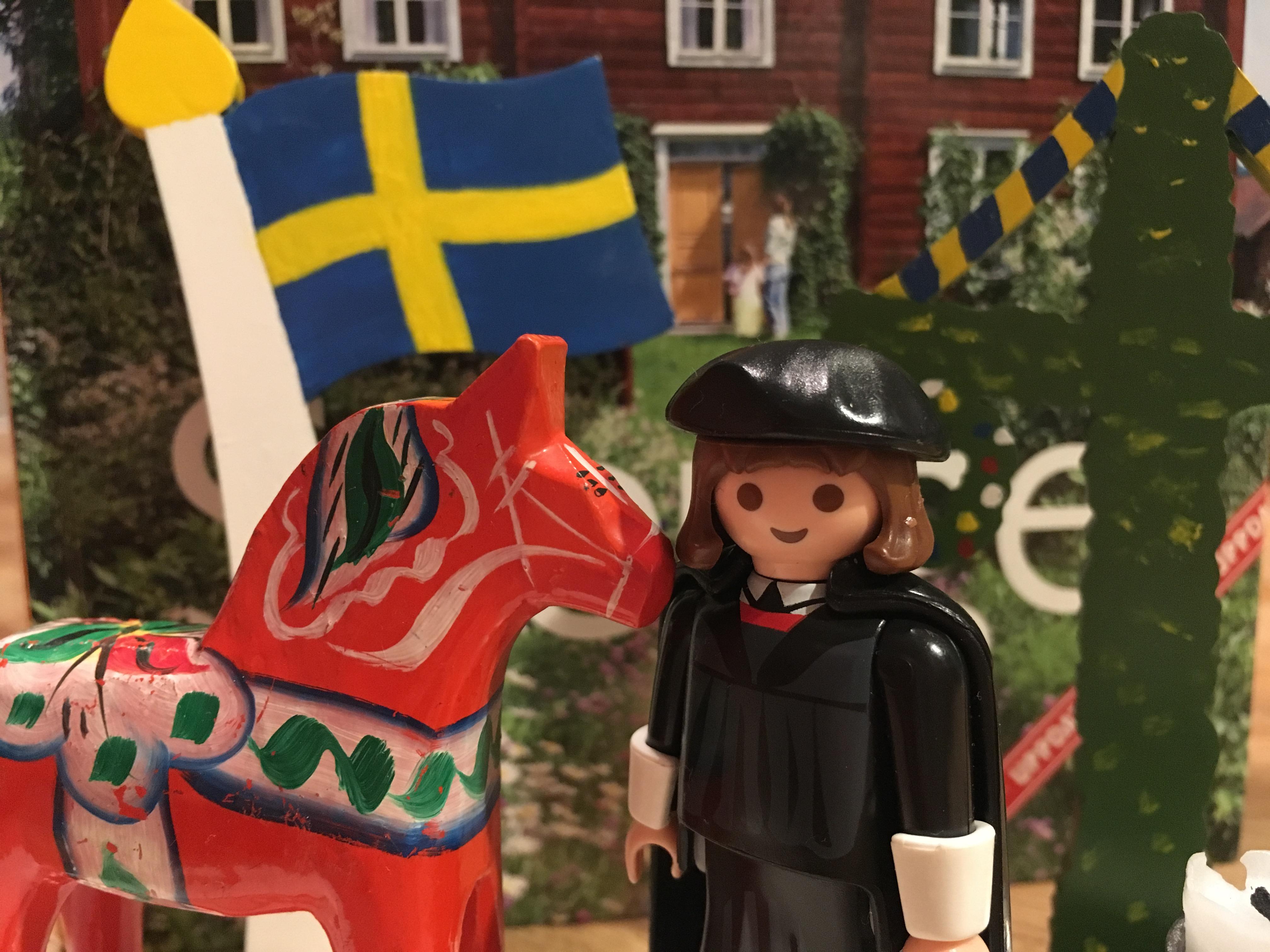 En svensk Luther!