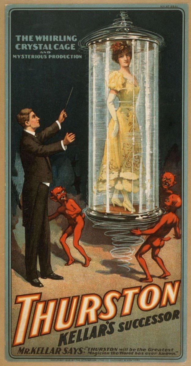 Gamla magiker ville gärna bli förknippade med något skrämmande men talare ska gärna vara trevliga?