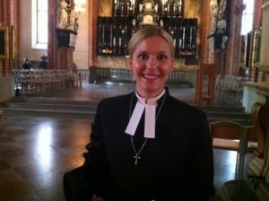 Frida Öhrström. Foto: Lina Spenelli Scala